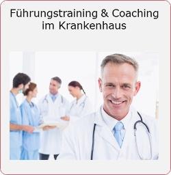 Führungstraining & Coaching im Krankenhaus - Müller & Mooseder Unternehmensberatung