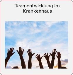 Teamentwicklung im Krankenhaus Müller & Mooseder Unternehmensberatung
