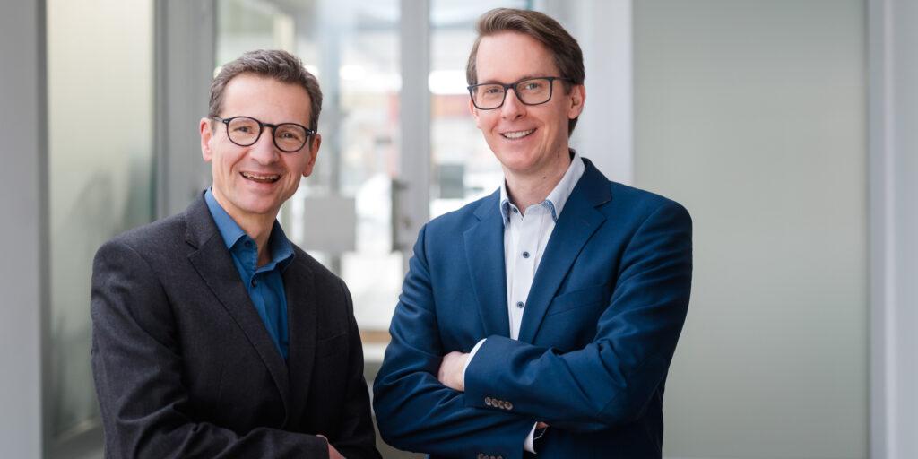 Anton Mooseder und Gottfried Müller - Müller und Mooseder Unternehmensberatung